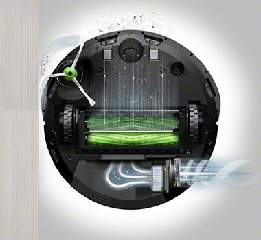 Высокая мощность у Roomba i3